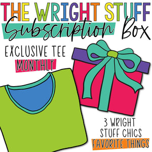 Wright Stuff Chics Subscription Box Recurring Fee