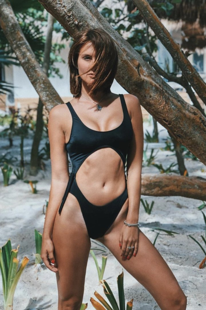 Infinity Swimsuit Black