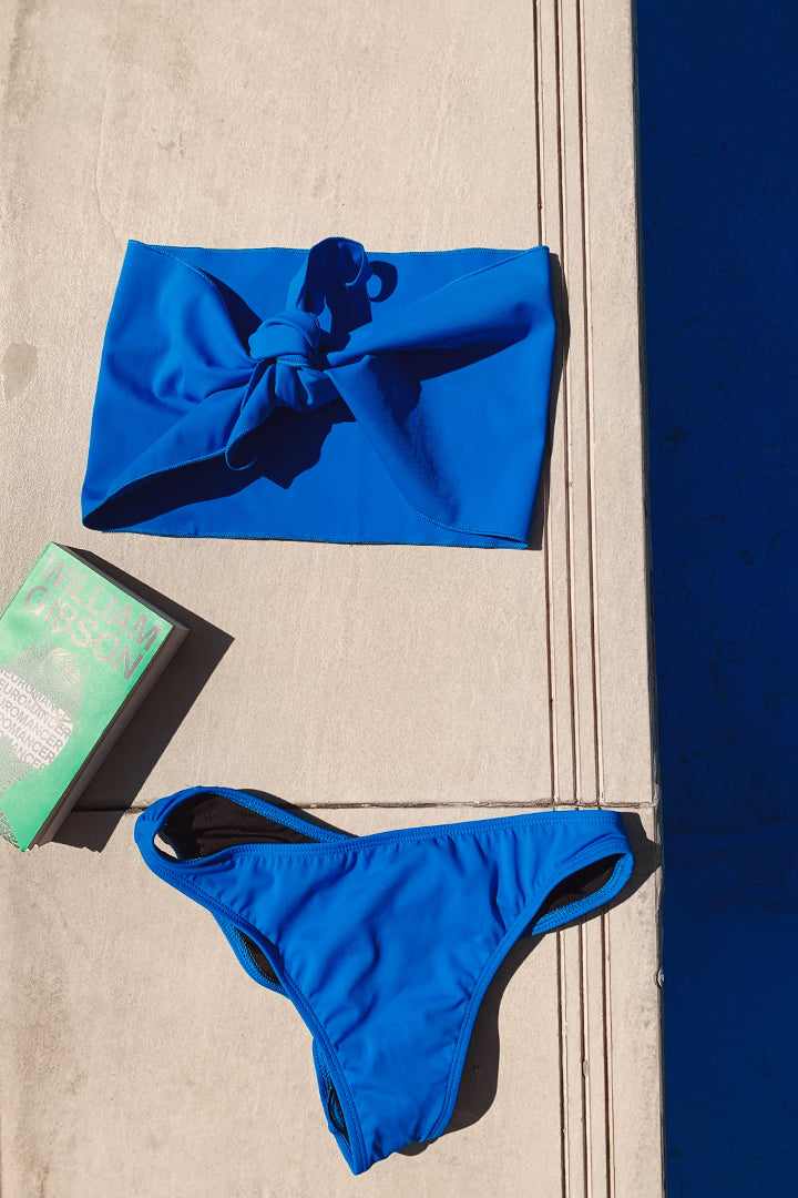 Cala Swimsuit Process Blue