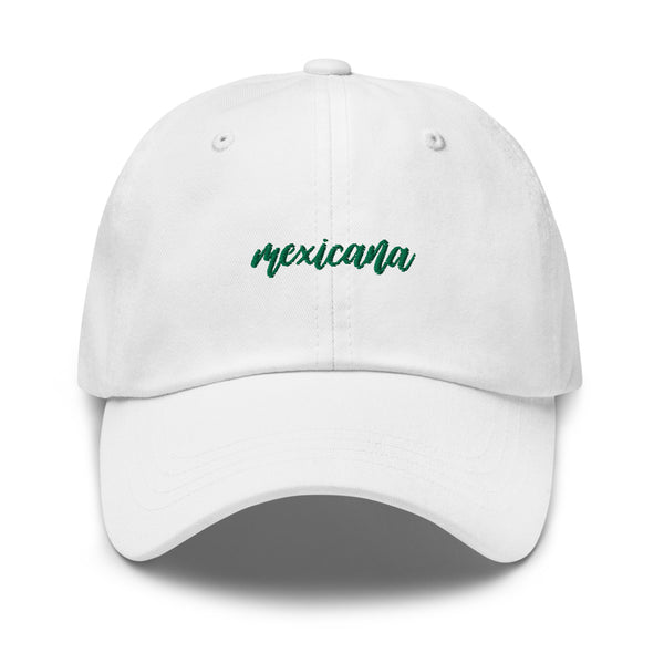 Mexicana Embroidered Dad hat