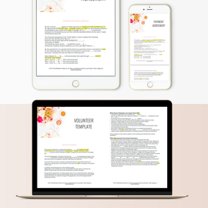 4 Customizable Contract Templates for Conference Hosts