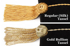 Silk Tassel or Gold Bullion?