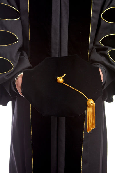 Doctoral Tam for University of Missouri Graduation