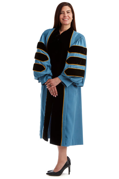 University of Michigan Doctoral Gown