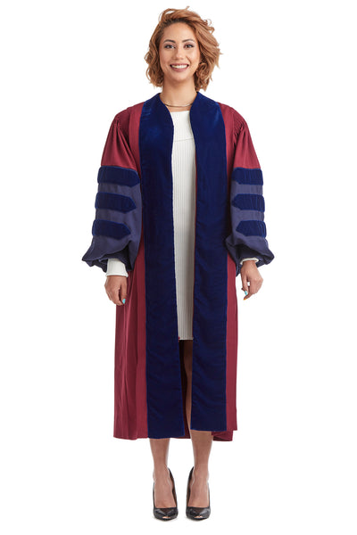 University of Pennsylvania PhD Gown