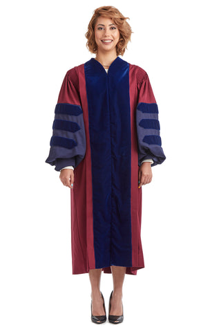Doctoral Gown for University of Pennsylvania