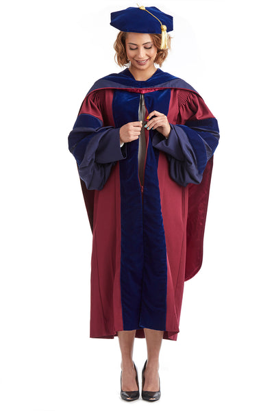 University of Pennsylvania PhD Hood for Graduation - Rental Keeper