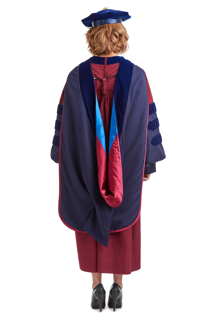PhD Hood for University of Pennsylvania