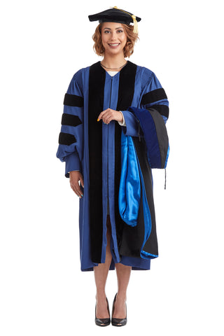 Complete Doctoral Regalia for Yale University