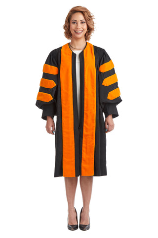 Doctoral Gown for Princeton University