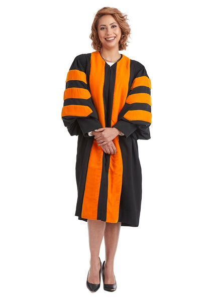 Princeton University Doctoral Graduation Gown