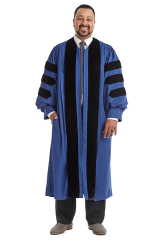 Doctoral Gown for Yale University