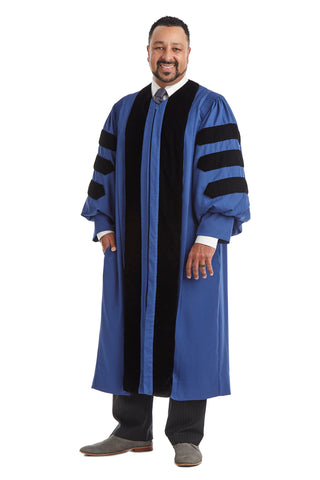 Yale University Doctoral Graduation Gown