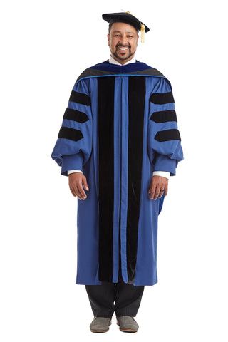 Complete Doctoral Regalia Rental for Yale University