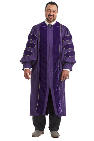 University of Washington Doctoral Gown for Graduation