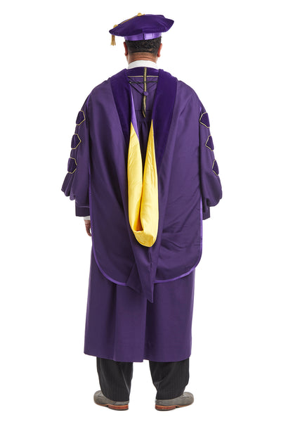 University of Washington Doctoral Hood For Graduation - Rental Keeper
