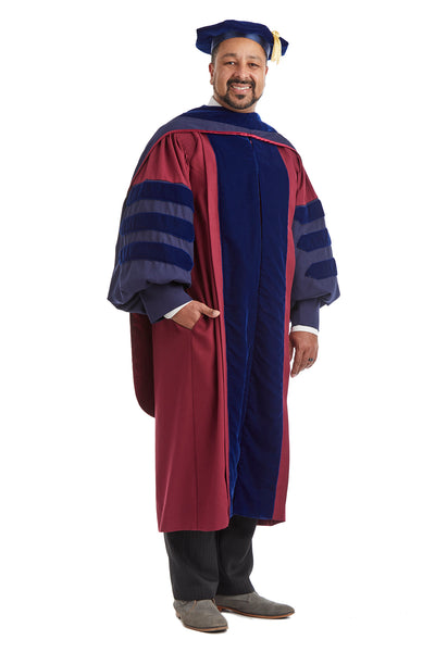 University of Pennsylvania Doctoral Regalia Rental Set - Rental Keeper