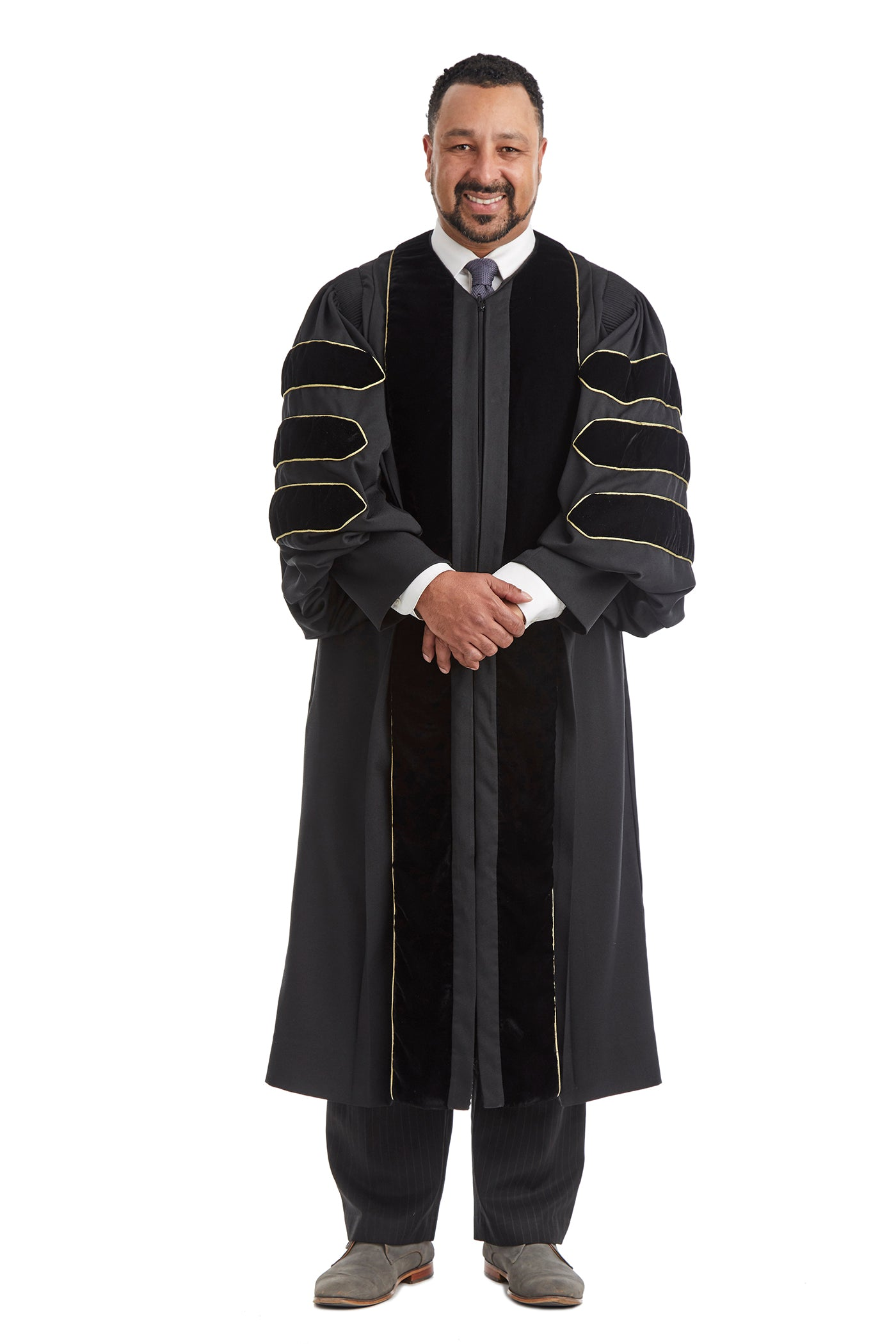 Doctoral Gown for US Military Academy at West Point