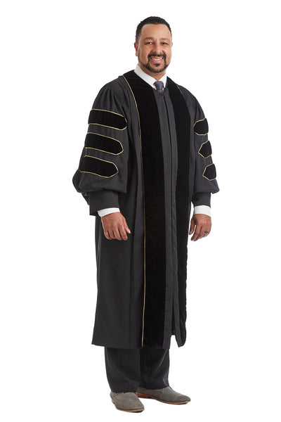 US Military Academy - West Point Doctoral Gown for Graduation
