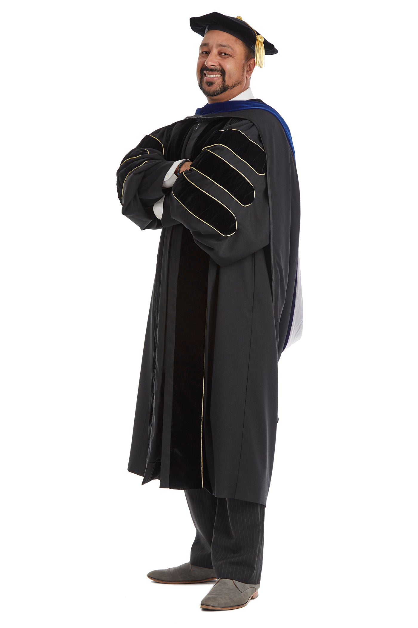 Complete Doctoral Regalia for US Military Academy at West Point