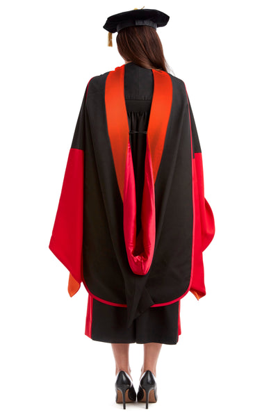 Stanford Doctoral Hood for Engineering Degree
