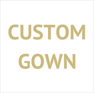 Custom Doctoral Gown