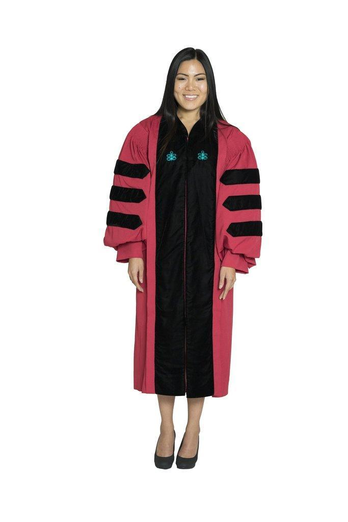 Harvard University EdD Gown for Harvard Graduate School of Education