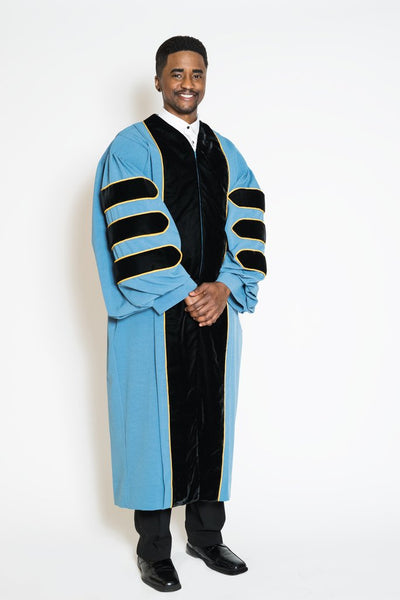 Premium Doctoral Rental Gown
