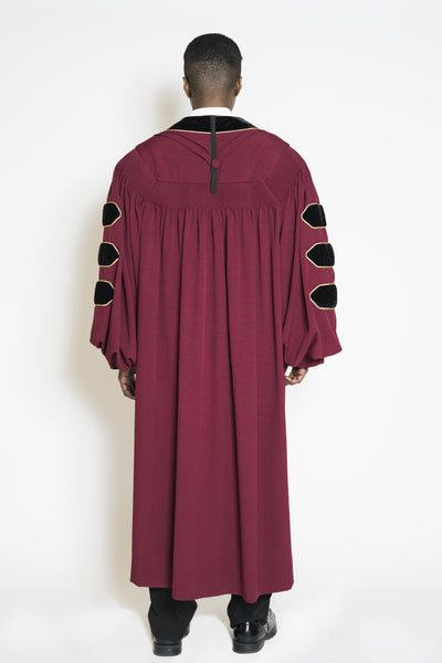 Doctoral Gown for University of Minnesota