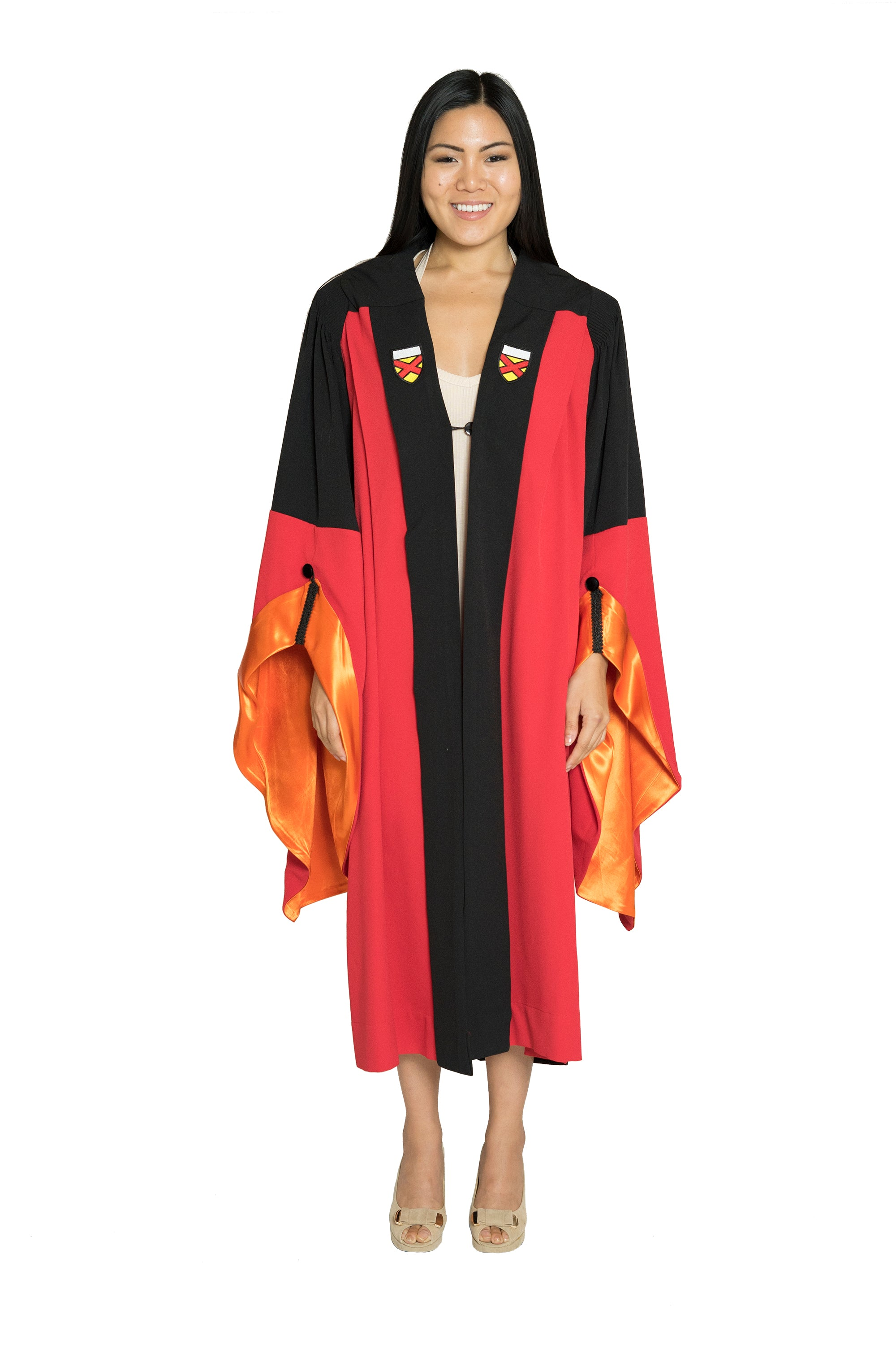 Stanford University Doctoral Traditional Gown - Engineering PhD Gown