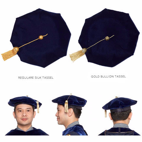 University of California PhD Cap (Tam)