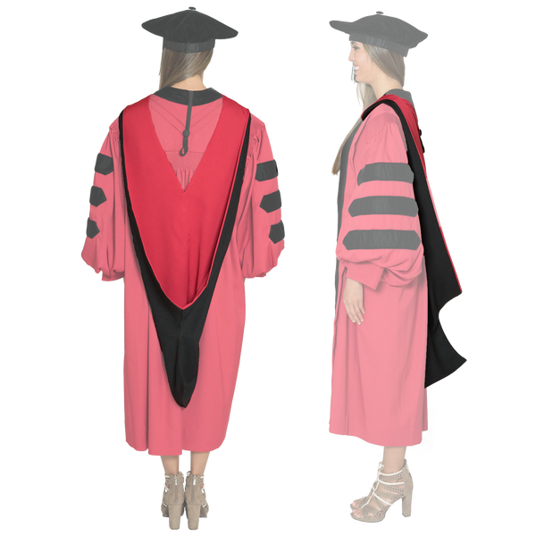 Complete Doctoral Regalia for Harvard University