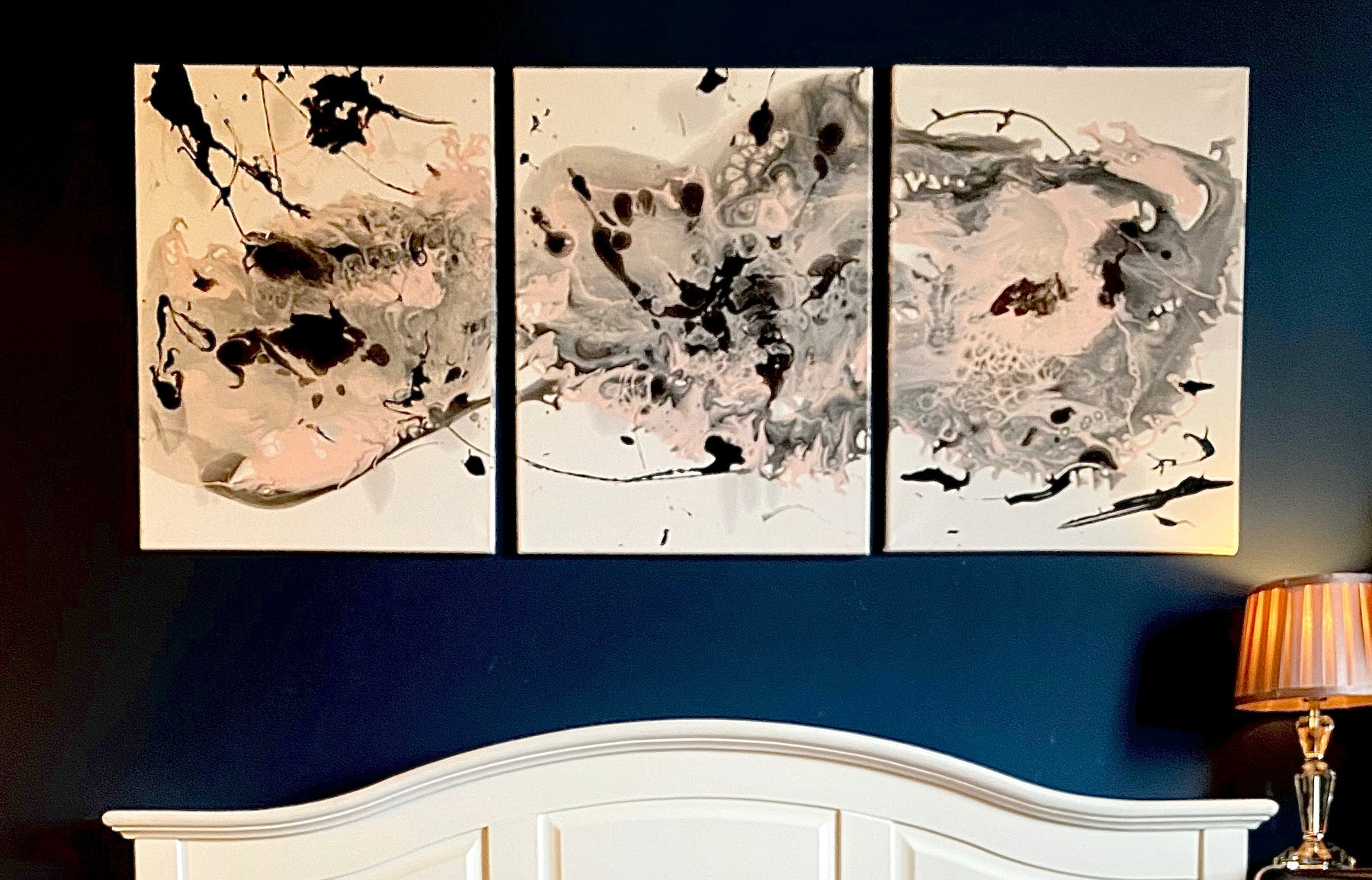 Fusion Mineral Paint isn't Just For Furniture! How To Make Your Own Art Work