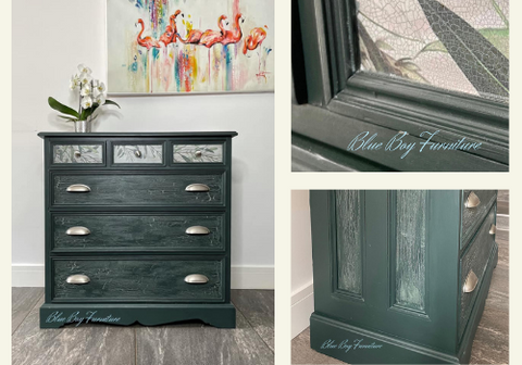 special effects hand painted furniture