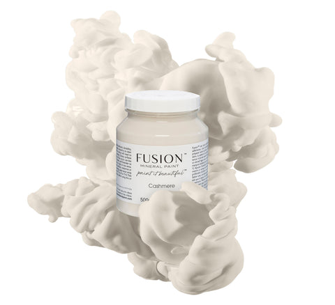 Cashmere fusion mineral paint shabby nook