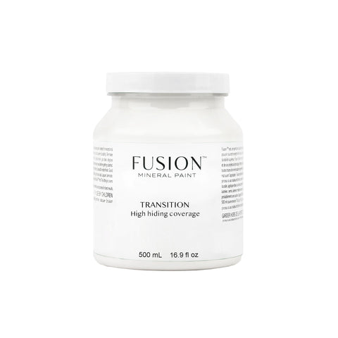 Fusion Mineral Paint Transition Recycled Paint