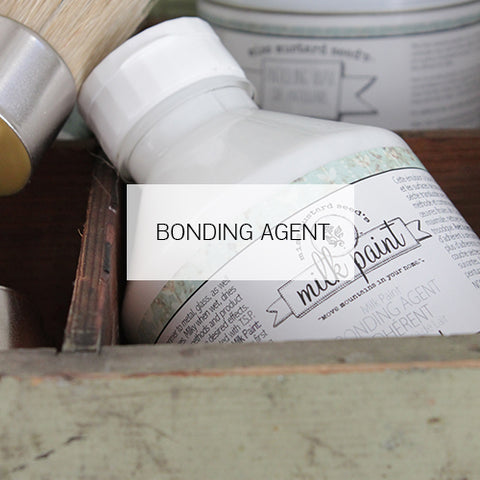 Bonding agent miss mustard seed milk paint uk stockist shabby nook