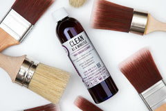 Belles and Whistles Clean As A Whistle Brush Cleaner