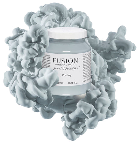 Paisley Fusion Mineral Paint Shabby Nook