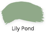 lily pond, green, vintage green, apple green, fusion mineral paint, penny and co designer collection, shabby nook, stockist, uk,