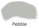 pebble, warm, grey, fusion mineral paint, penny and co collection, shabby nook, uk
