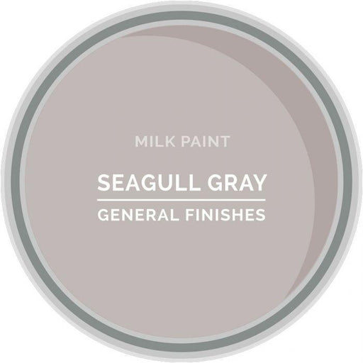 Seagull Gray - Soft pretty light Grey -  General Finishes Milk Paint  general finishes GF milk paint shabby-nooky.myshopify.com Shabby Nook   Over write Alt text with this template if alt text already exist