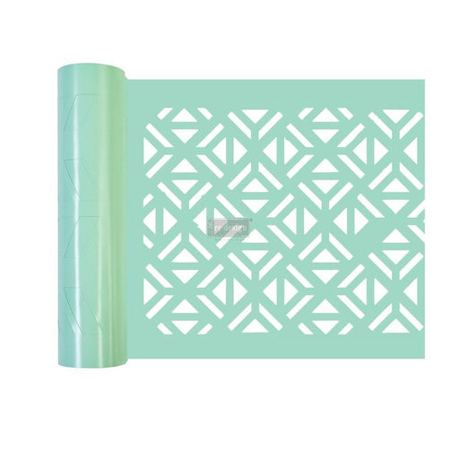 Stick & Style Stencil Rolls - Re. Design Prima, Decorative Products, Shabby Nook Re Design with Prima Marketing