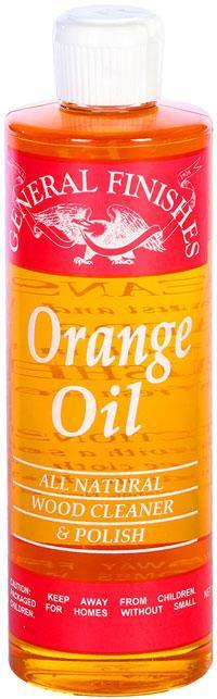 General Finishes Orange Oil Furniture Polish - Shabby Nook
