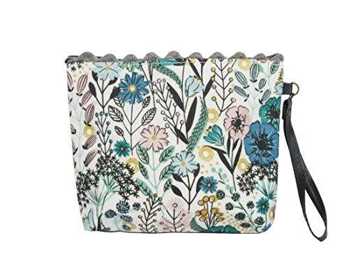 Gisela Graham Meadow Flowers Cosmetics Pouch, Gifts, Shabby Nook Gisela Graham
