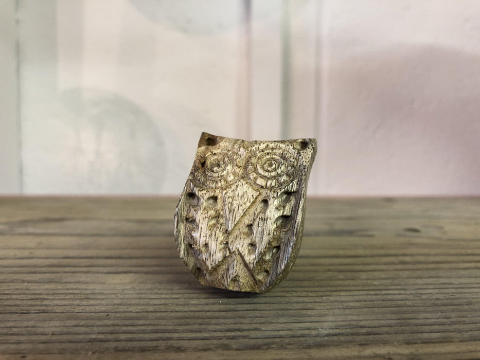 Owl knob / drawer handle - by Gisela Graham, Knobs, Shabby Nook Shabby Nook