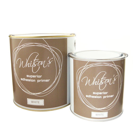 Whitsons Primer | Superior Adhesion For Difficult Surfaces, Paint, Shabby Nook whitsons