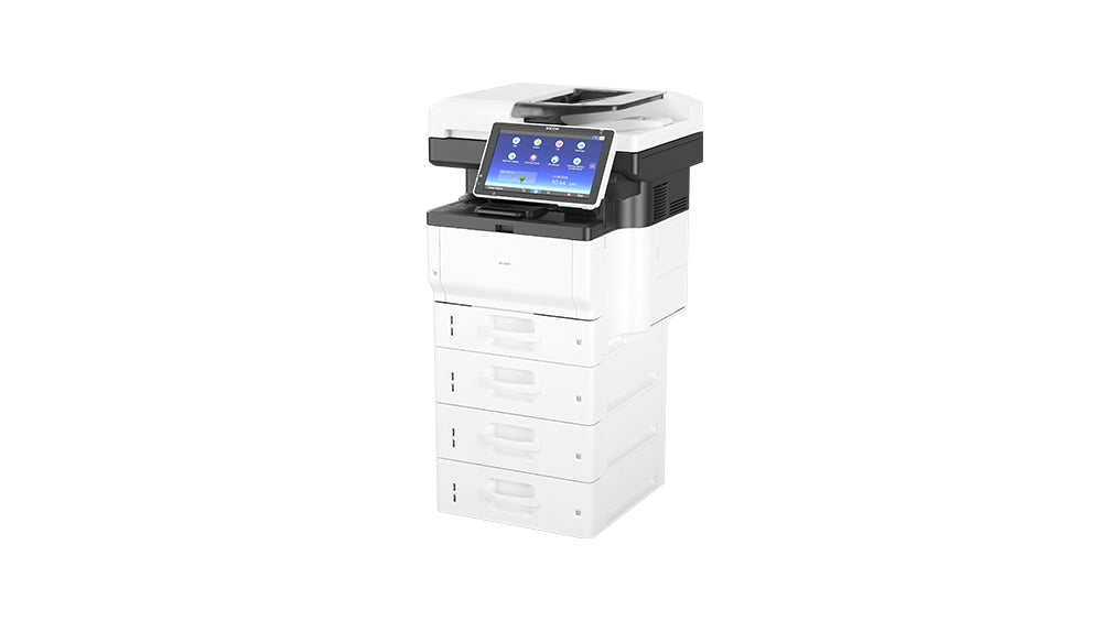 Lease to own or buy or rent Black and White Multi-function Laser Printer IM 430Fb