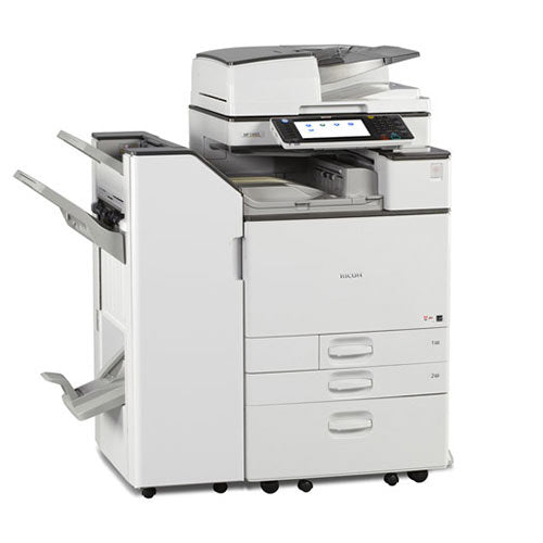 Ricoh MP C4503 Color Laser Multifunction Printer 45 PPM Copier 11x17 12x18 Copy Machine REPOSSESSED