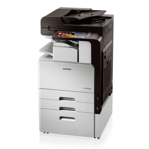 Samsung SCX-8128NA Monochrome Laser Printer For Lease Or Buy in Canada